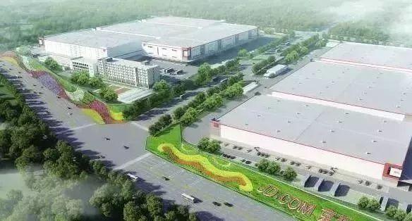 昨日,京东亚洲一号厦门同安物流园开工奠基典礼,在同翔高新技术产业基地隆重举行.