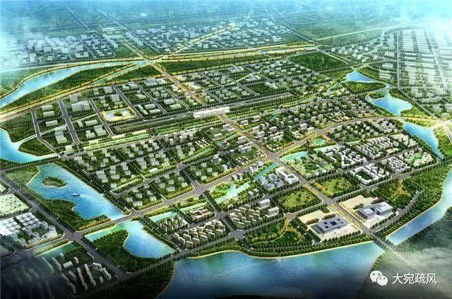 南阳市城市总体规划 2018 2035年