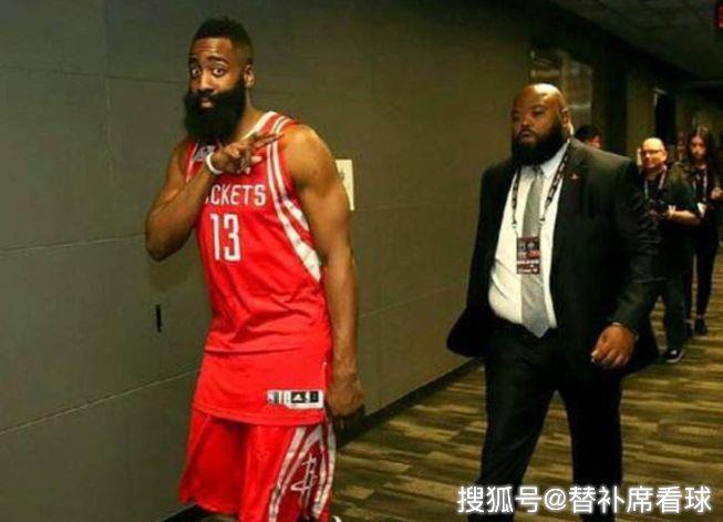 NBA球星谁的保镖能力强?哈登科比都是特种兵,詹姆斯有他就足够