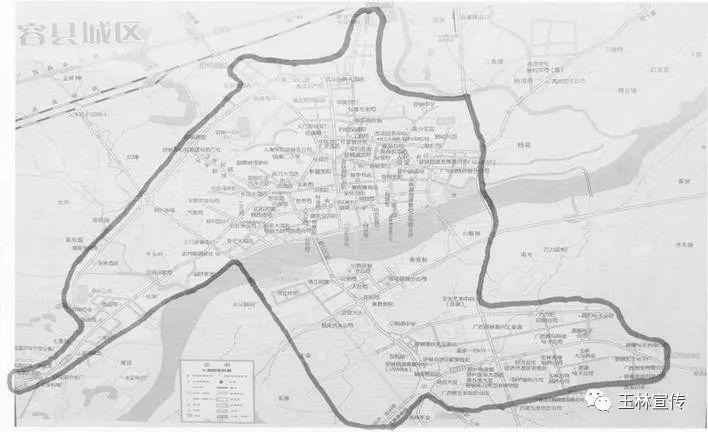 北流市人口_北流是县级市,为何玉林很多人希望他它成为一个市辖区