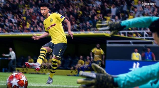 《FIFA20》第二次大型更新上线多个模式获提升