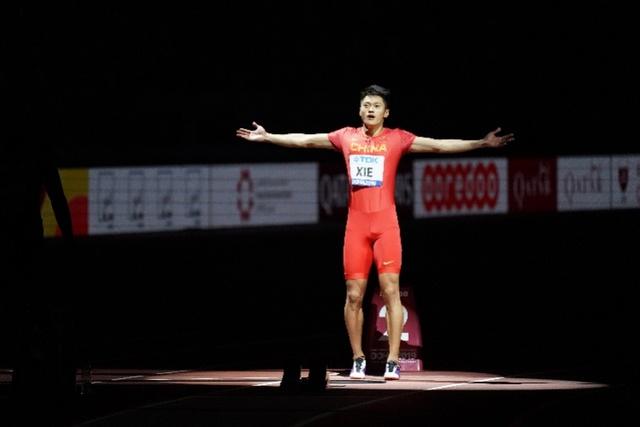 """谢震业世锦赛200米决赛获第七,""""我国速度""""再创前史"""