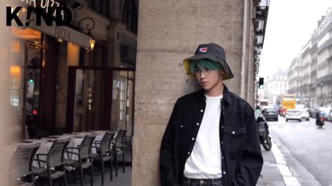 [消息]小鬼巴黎街拍官方花絮
