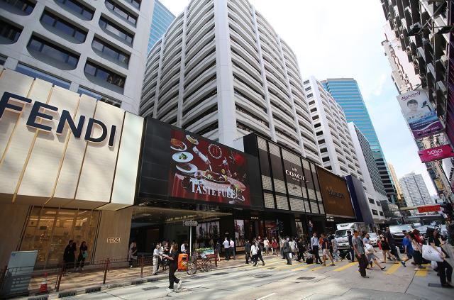 香港零售业8月销货值同比跌23%!比亚洲金融风暴期间跌幅还大