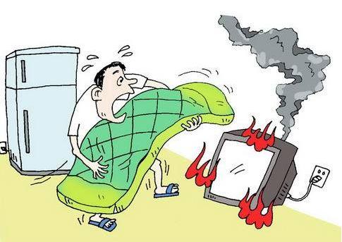 电气火灾预防常识你必须知道   如今,电气化程度不断提高,电器图片