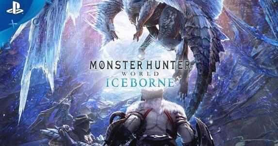 《怪猎世界:冰原》首更将至火山区域金狮子登场