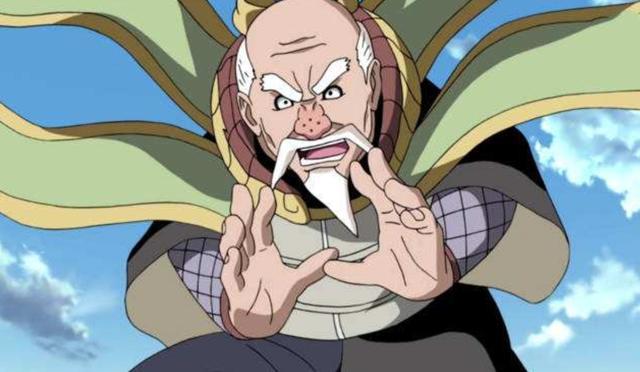火影忍者中的法術系大師!只有她看似很強,實則不堪一擊!