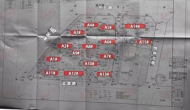 优步尚府西区规划图