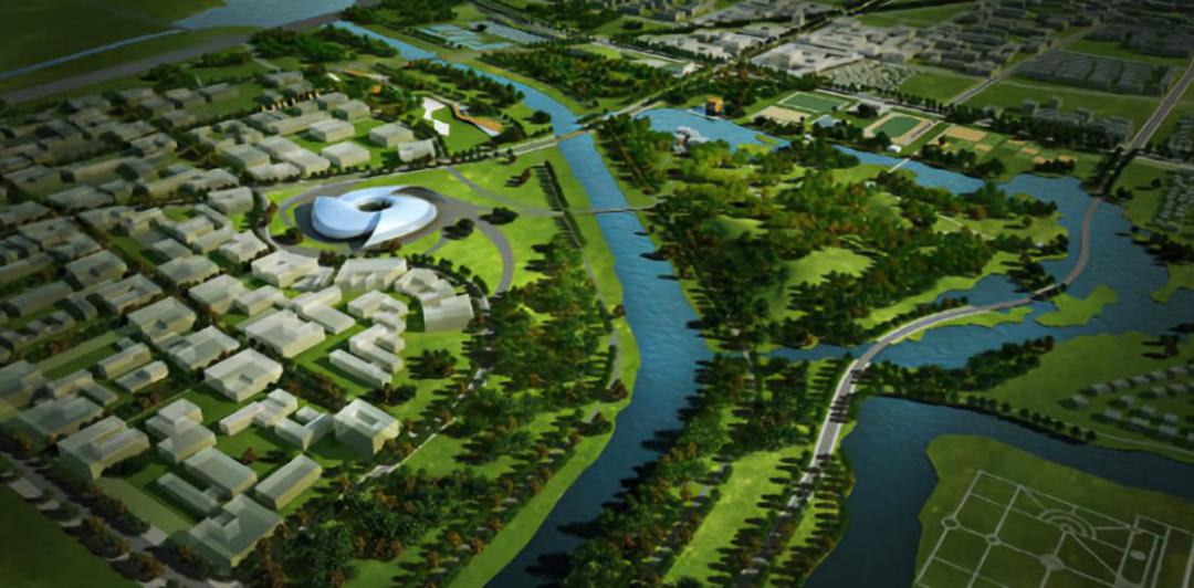 杭州白马湖未来规划图