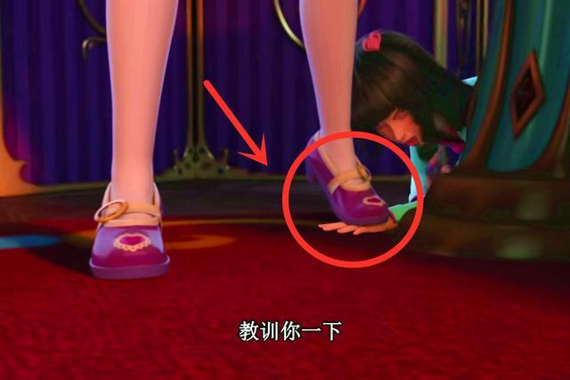 葉羅麗第七季:文茜用腳踩踏王默,黑化行為再次引發粉絲吐槽 作者: 來源:萌番動漫