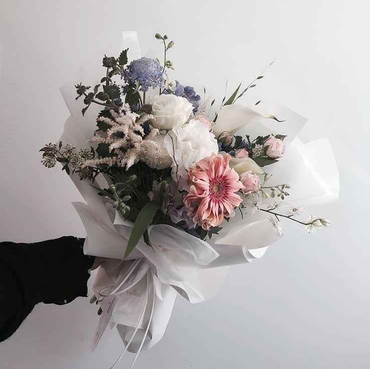 关于花束包装的那些事儿 花艺师必看