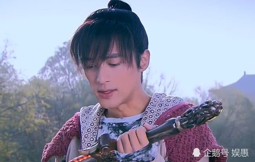 仙剑三中胡歌一人出演四大角色,记起了飞蓬龙阳,却唯独忘记了他图片