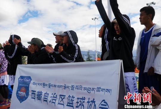 西藏篮协多措并重开掘青少年篮球人才