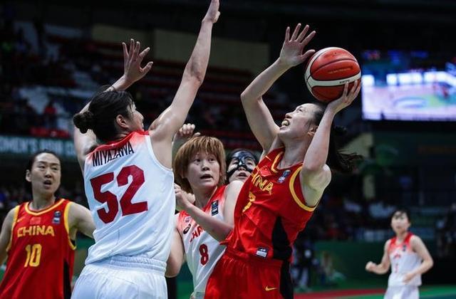 中国男篮奥运落选赛上上签分析