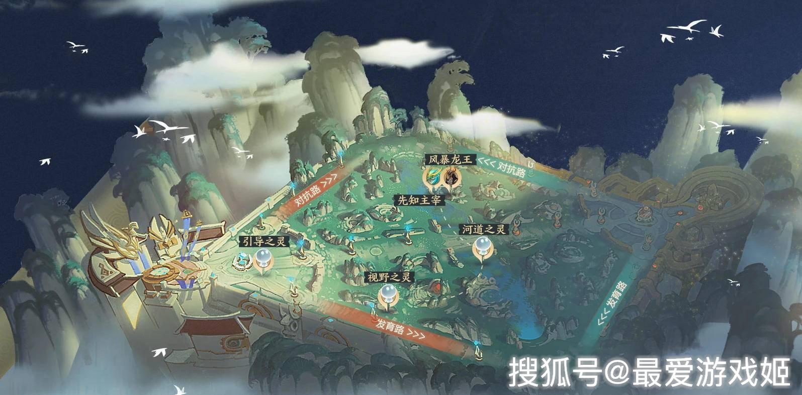 王者荣耀S17改动曝光:英雄调整加新地图,段位继承表出炉(经典对白)