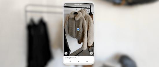 GoogleLens增加新功能StyleIdeas