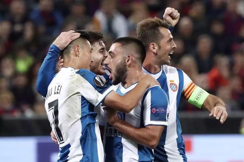 武磊破門創歷史 西班牙人2比0客勝中央陸軍_迭戈·洛佩斯