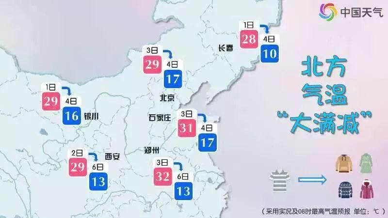 <b>【天气】冷空气+雨雨雨到!多地气温急降!梅州这几天……</b>