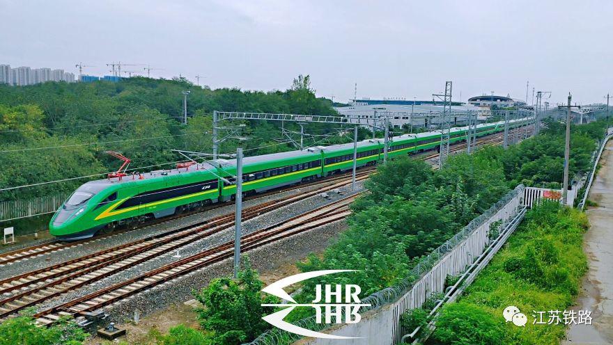 宁启铁路绿巨人火车票开售,启东