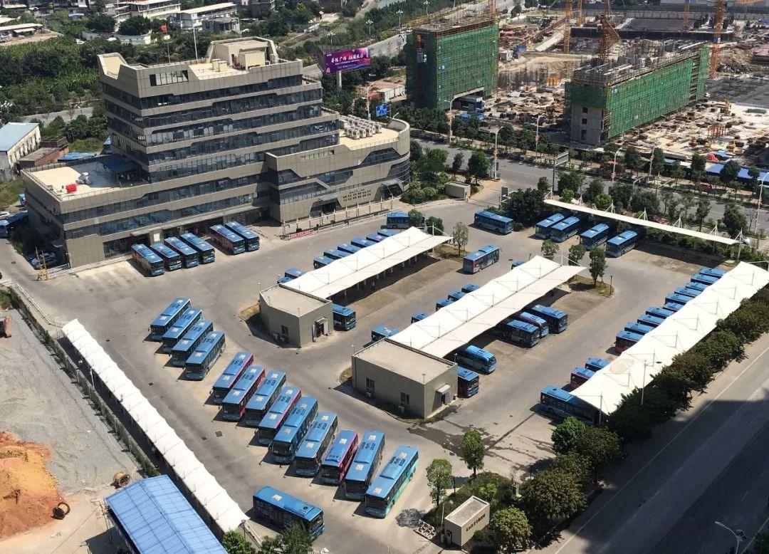 长乐最新公交线路及站点名称发布