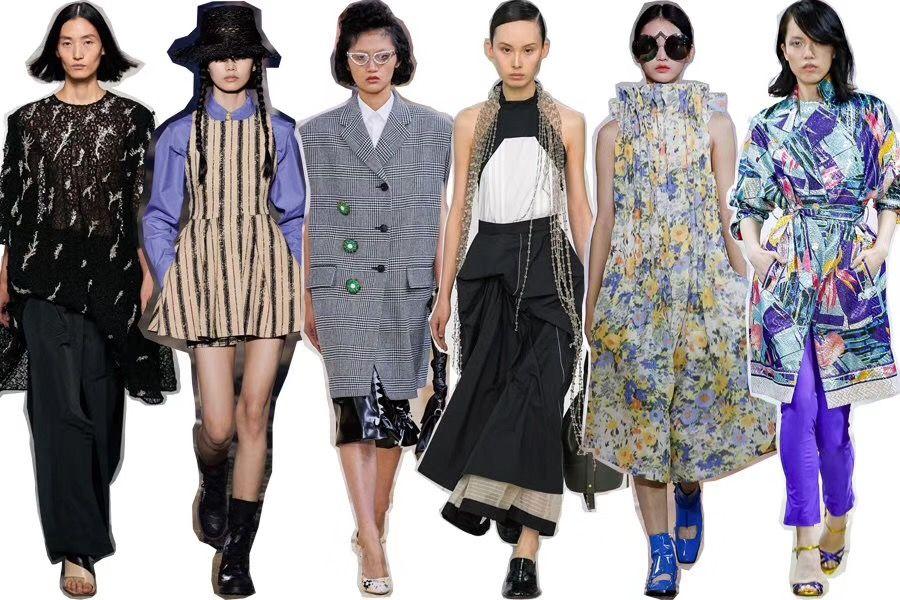 2020春夏巴黎时装周 | 新面孔秀霸军团强势霸屏