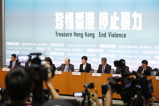 香港政府引用紧急法订立《禁蒙面法》,5日凌晨零时起生效