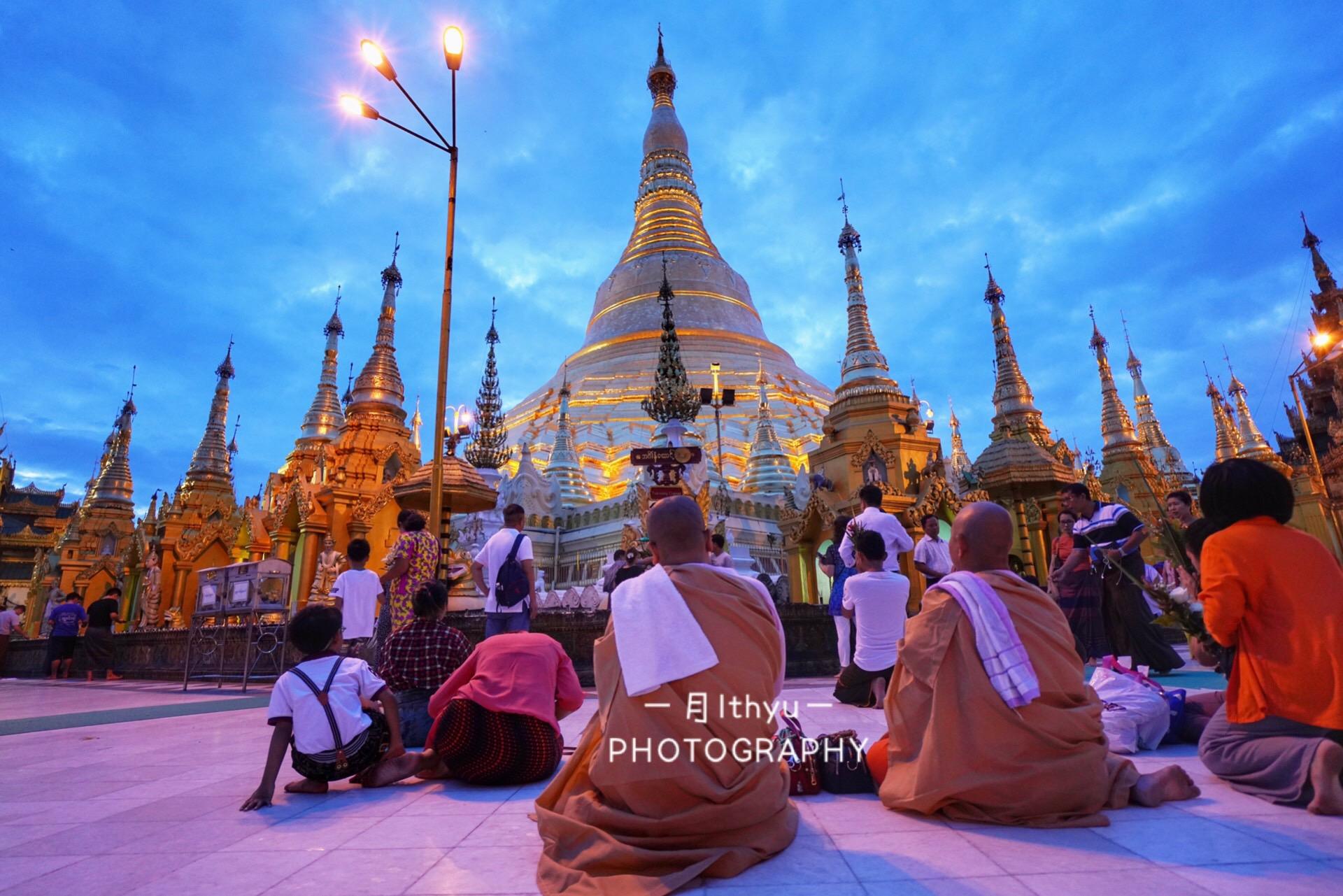 黄金做塔身、钻石做塔顶,历经了2500多年的佛塔,惊艳世人