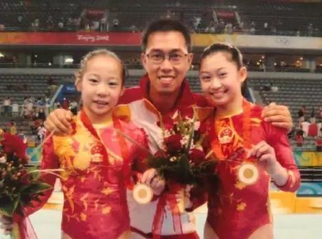 原创她曾是奥运体操冠军