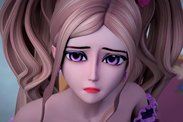 迪士尼公主画风的叶罗丽仙子你见过吗 每一位都特别的惊艳
