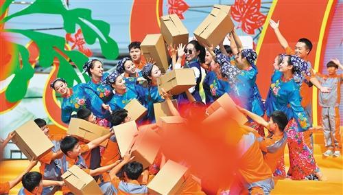 大美中国|金秋时节庆丰收