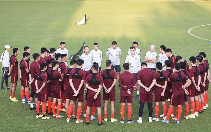 原创             明晚!山东鲁能热身赛PK中超副班长人和,4名国足+6名国奥球员缺阵