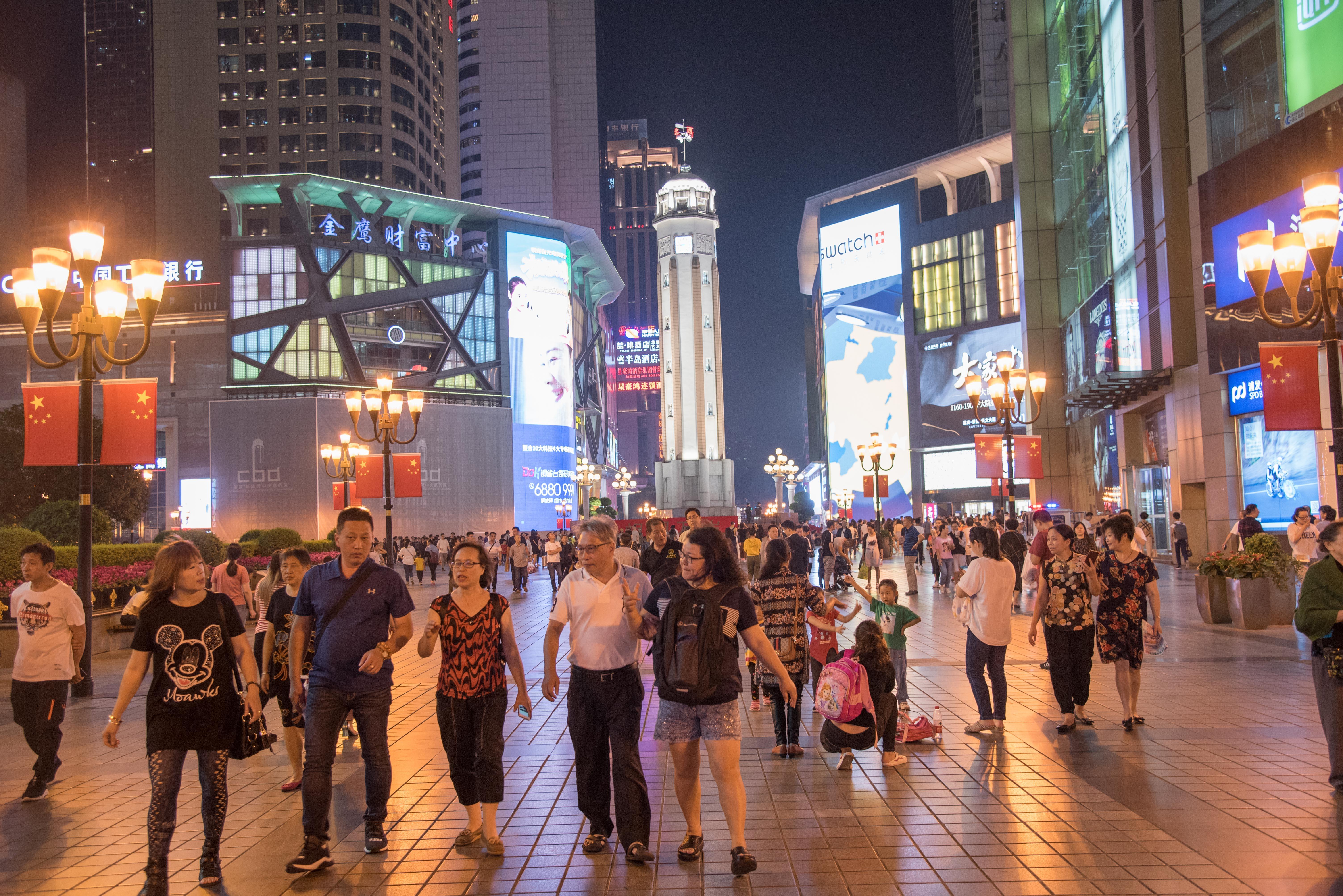今天,重庆的游客都为这条短信感到暖心,为重庆旅游点赞