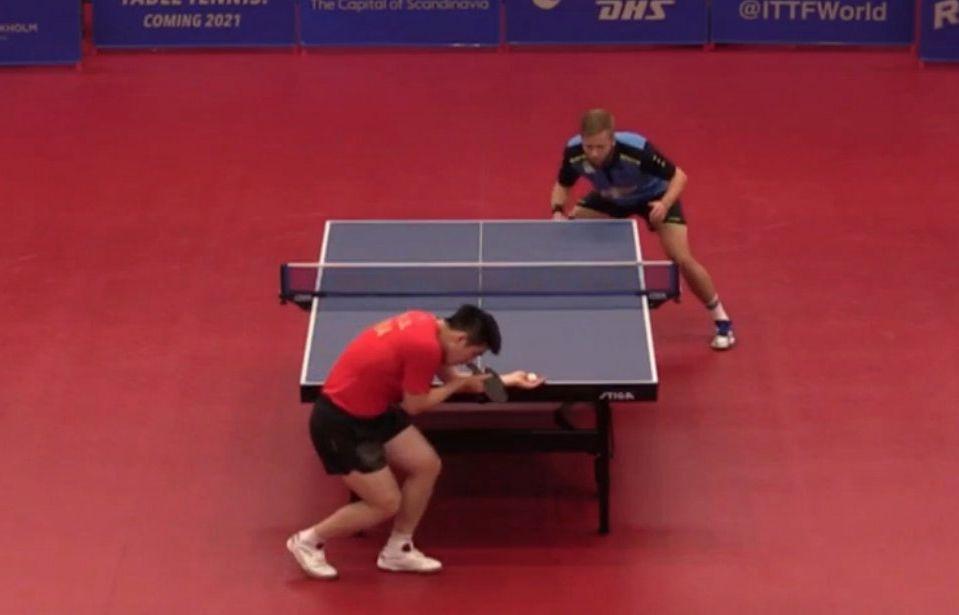 4日瑞乒赛:朱雨玲负日本小将遭淘汰 女双迎内战