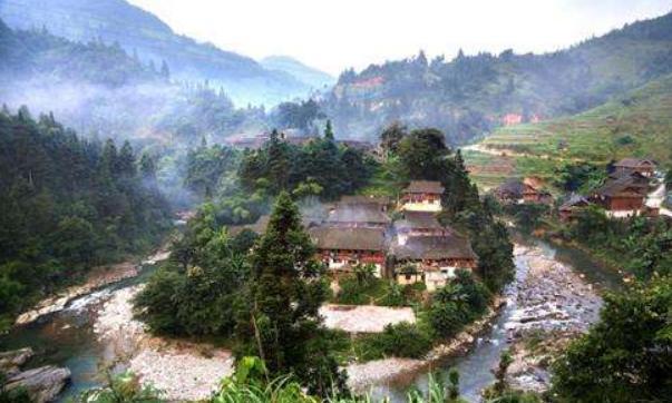 贵州省一个县,总人口超30万,由两个县合并而来!