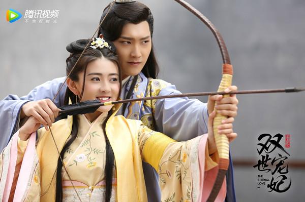 继《双世宠妃》后,邢昭林与梁洁新剧再度合作,粉丝们有眼福了!