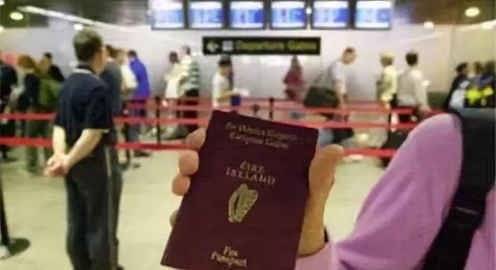 <b>太抢手!今年英国申请爱尔兰护照人数已超过2018年总和</b>