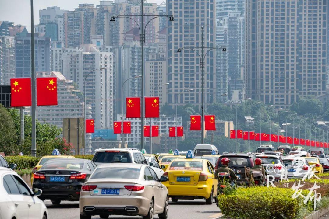 【交通】今日返程这些路段将会拥堵,注意提前避堵