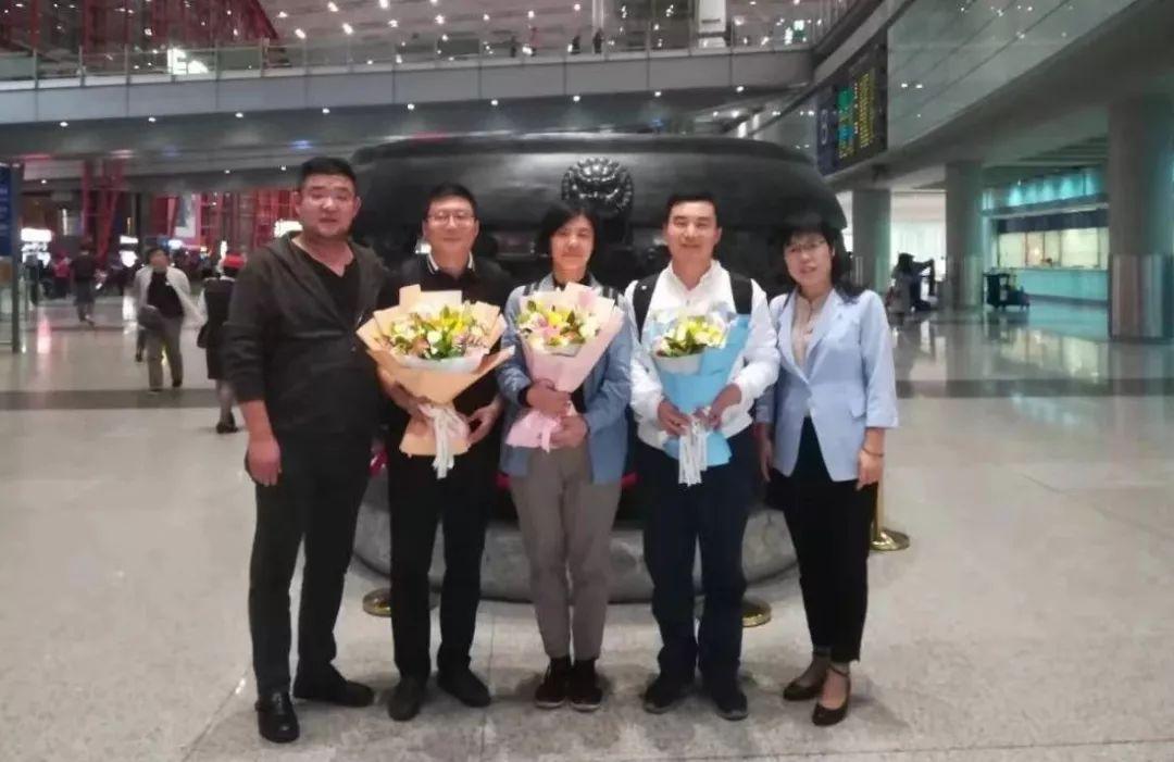 担当 | 北京大学第六医院专家完成宁洛高速交通事故心理救援任务后顺利返京