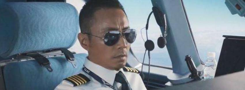 中国机长模拟机长灌风太真实,张涵予在片场不吃饭,喝风就饱了