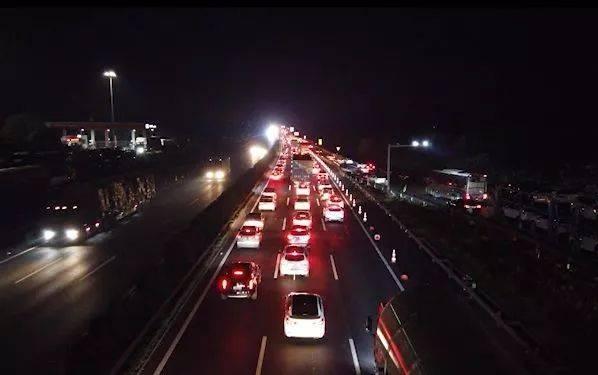 返程高峰已到!衢州高速交警发布回程避堵攻略