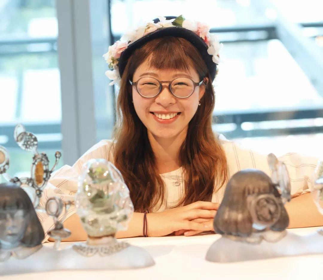 85后北京姑娘茶+玻璃=1段故事斩破日本垄断30多年大奖