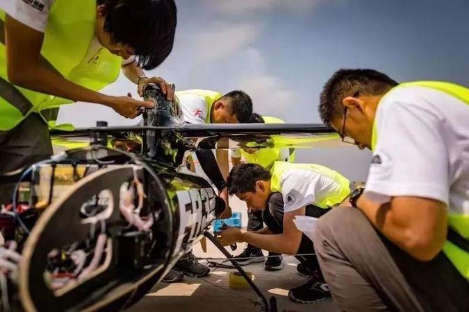 民航新闻丨北航无人机创续航时间世界纪录团队成员平均年龄不到20岁