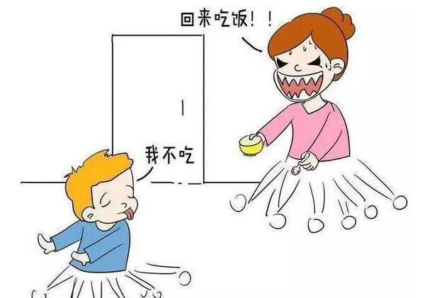 <b>妈妈们,不想追着宝宝喂饭 ?这个简单的方法可以尝试一下噢</b>