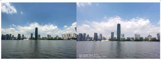 华为Mate30Pro大战iPhone11ProMax:电影四摄比想象更惊喜