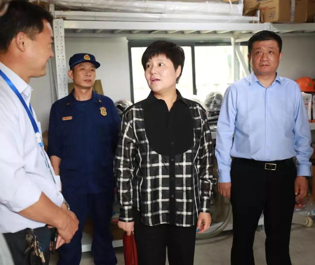 【聚焦】蔡市长检查安全生产和森林防火工作