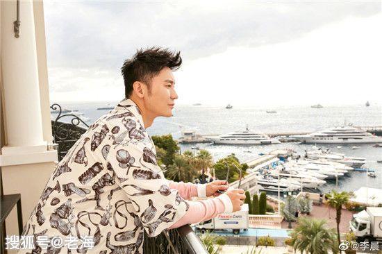 剧照当成绯闻,李晨啥时候被香港媒体关注到了?恋爱造就的明星
