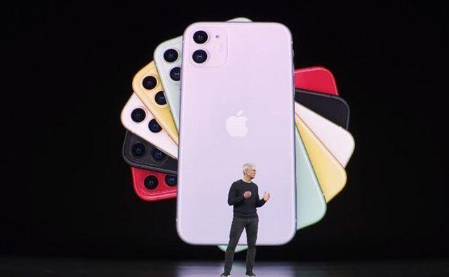 再次被打脸!iPhone11又卖断货,富士康提产量,库克:不担心