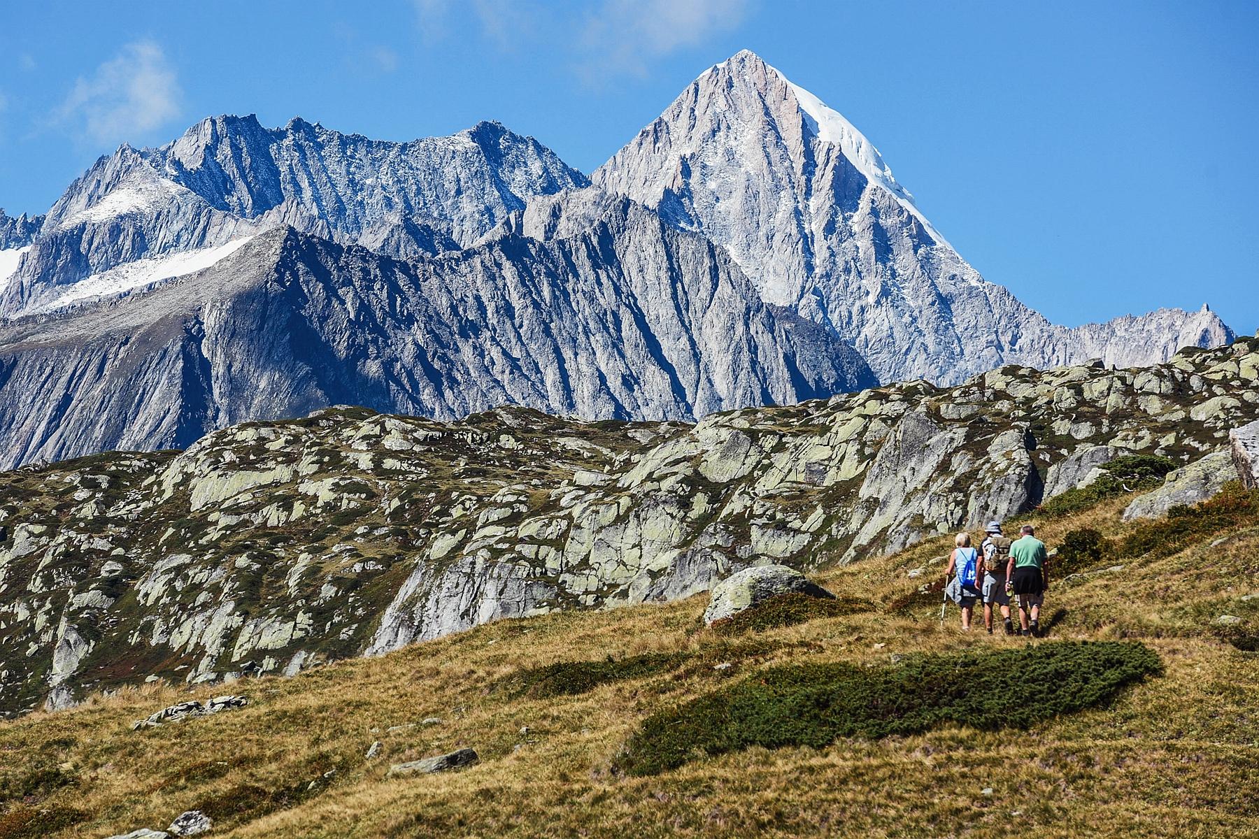 "<b>瑞士号称""世界公园"",户外美景美若仙境,是徒步者的天堂</b>"