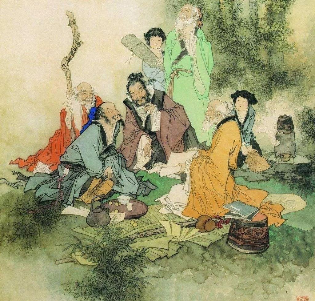 寻找中国香文化图片