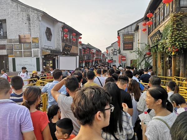 苏州最火的网红街,仅3600米长,节假日人山人海,名气赶超宽窄巷子